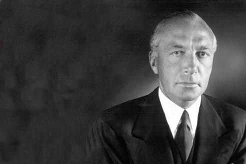 Gründer Robert Wood Johnson